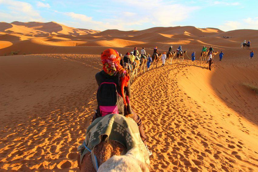 Co zabrać na Saharę